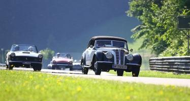 Gaisberg Race for Historic Automobiles