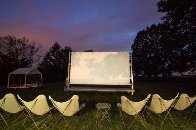 3 BB Open air Cinema