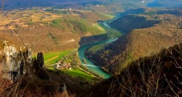 Kolpa river valley Most beautiful places in Slovenia